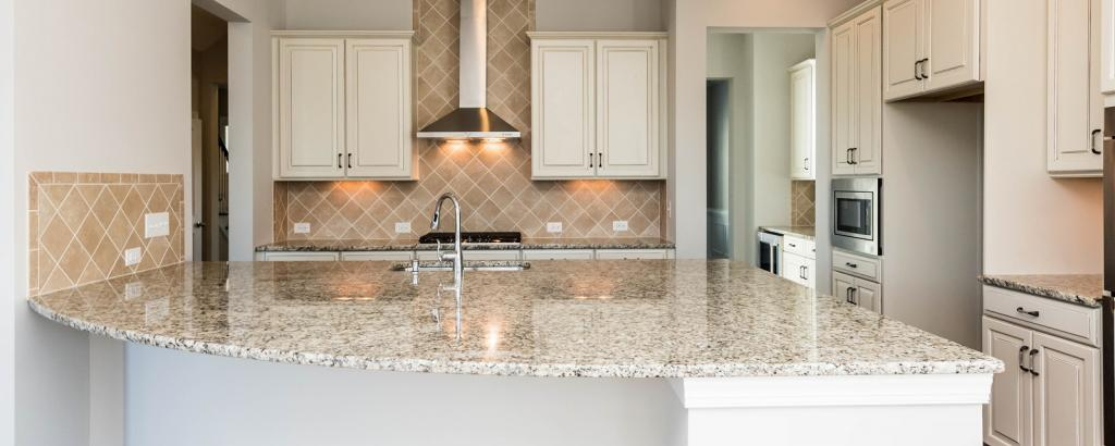 The Bartley at Kildaire Crossing, Cary - kitchen