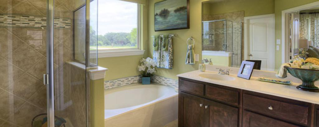 Bonham, Flower Mound - bathroom