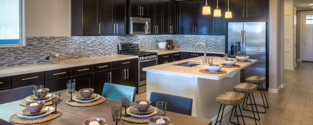 Canterbury New Home Plan For Collins Creek Community In Phoenix Ashton Woods