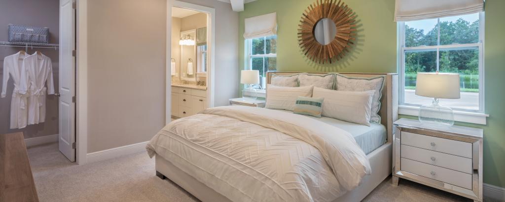 Fairfax, Sarasota - bedroom