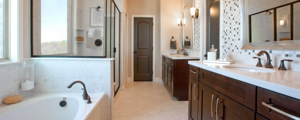 Katy, McKinney - bathroom