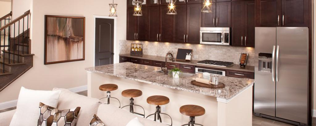 Katy, McKinney - kitchen