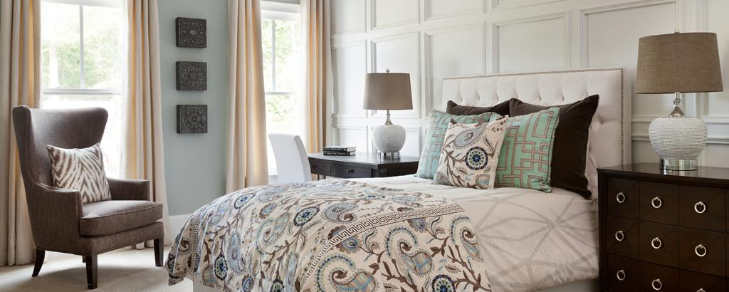 Kensington - Woodwinds, Milton - bedroom