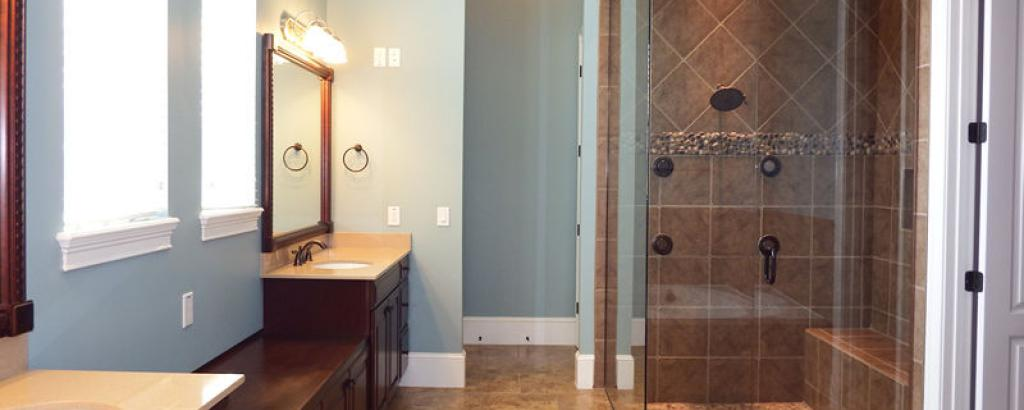 Packard, Lake Nona - bathroom