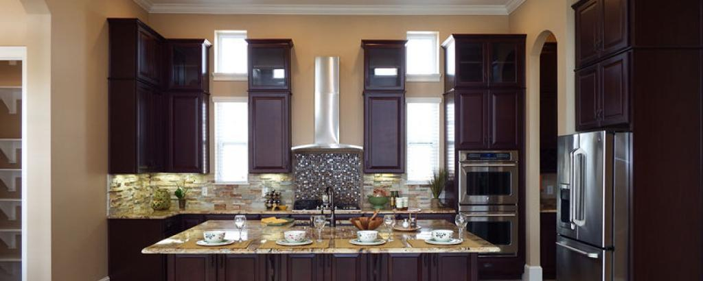 Packard, Lake Nona - kitchen