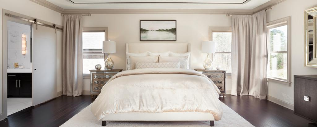 Preston - Adair Manor, Johns Creek - bedroom