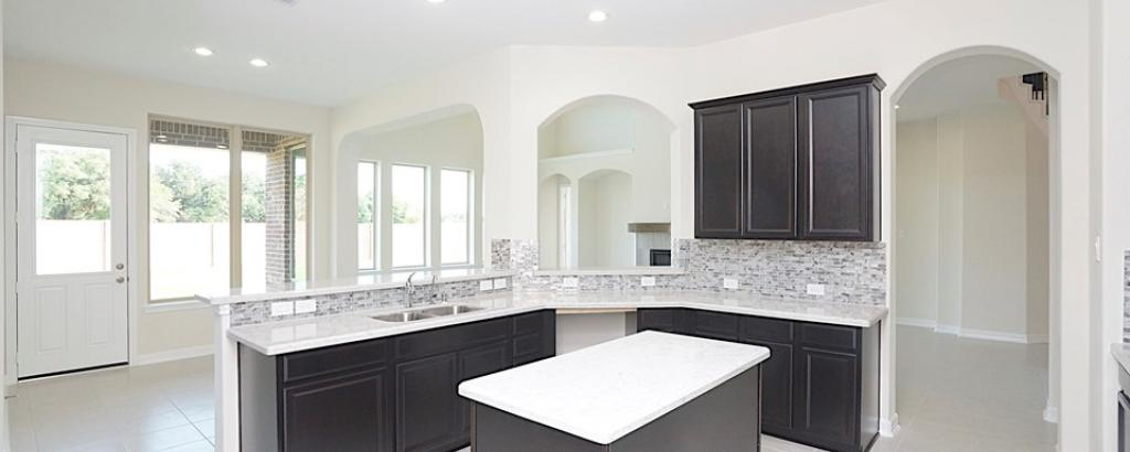 Stanford, Pearland - kitchen