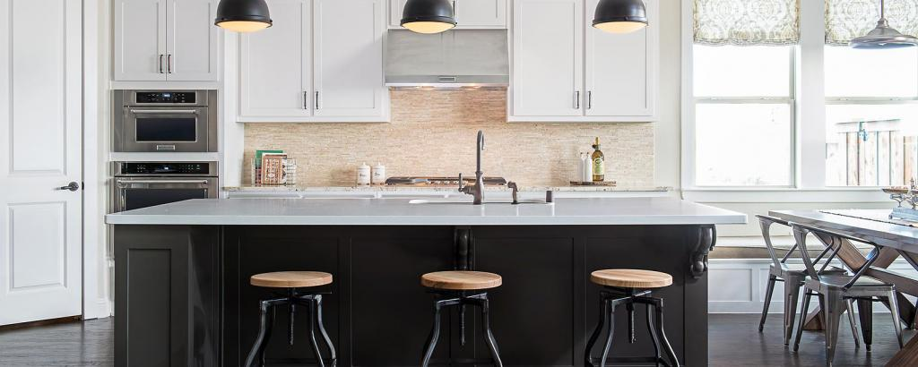 Tandy, McKinney - kitchen