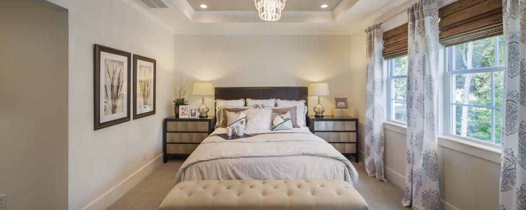 The Catherine at Townes at Cheswick, Raleigh - bedroom