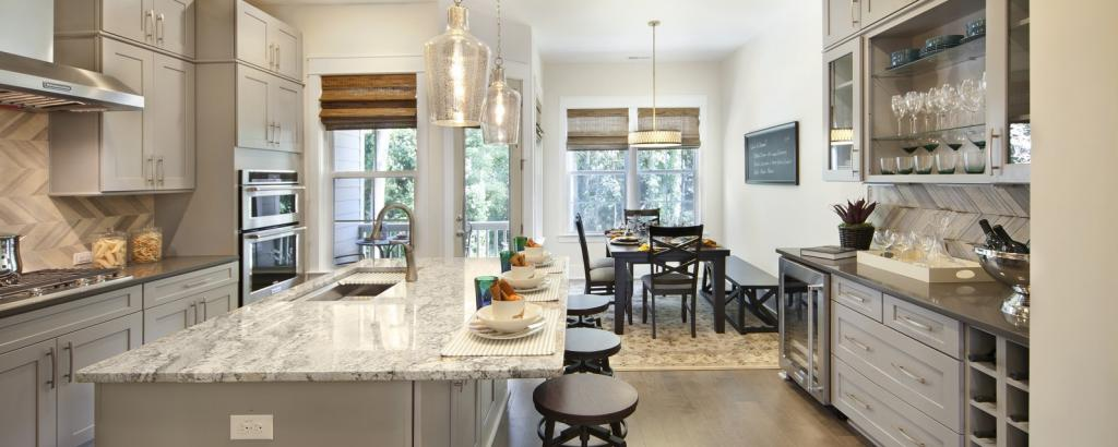 The Catherine at Townes at Cheswick, Raleigh - kitchen