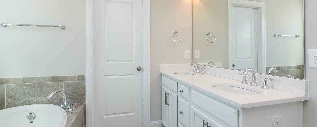 The Chatham at Holding Village, Wake Forest - bathroom