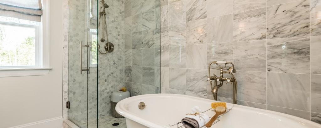The Greenville at Pinebrook Hills, Raleigh - bathroom