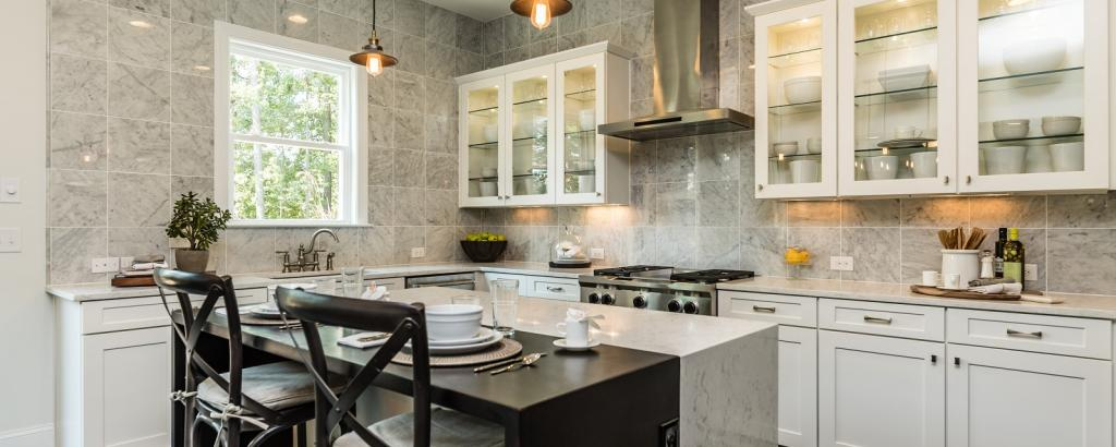 The Greenville at Pinebrook Hills, Raleigh - kitchen