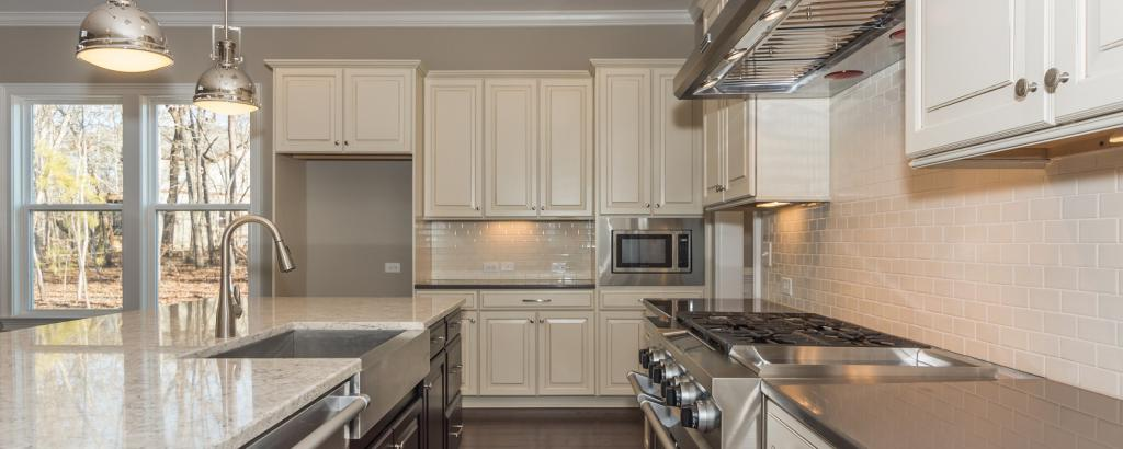 The Hartwell at Greys Landing, Raleigh - kitchen