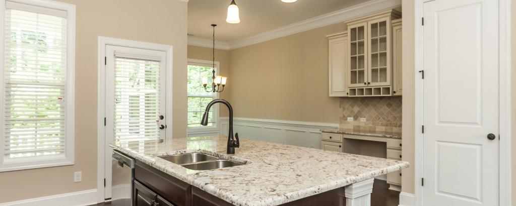 The Hayes at Townes at Cheswick, Raleigh - kitchen