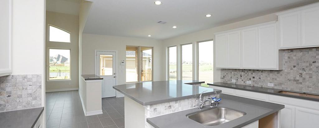 Tiffany, Tomball - kitchen