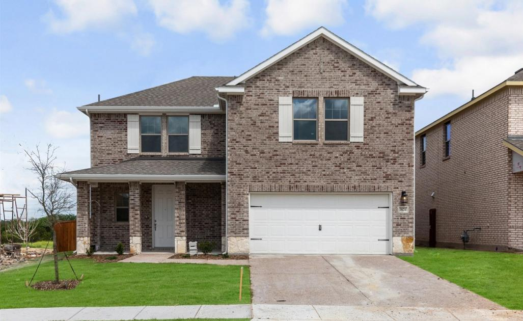 Knox Home Plan by Ashton Woods