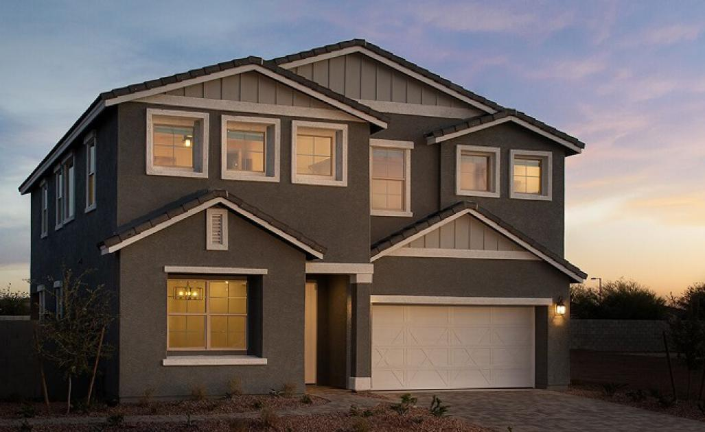 Stafford 3020 New Home Plan In Phoenix By Ashton Woods