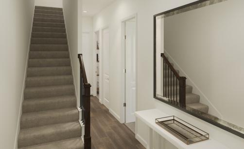 Belmont Townhome by Ashton Woods