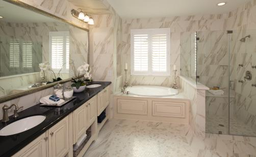 Castello Master Bathroom