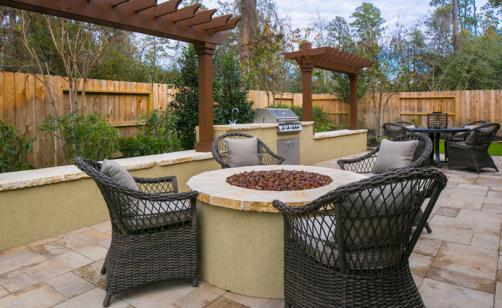 Colton Outdoor Patio