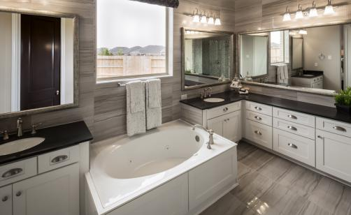 Tuscano Master Bathroom
