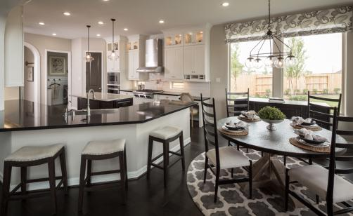 Tuscano New Home Plan For Lakes At Northpointe 65ft In Cypress Ashton Woods