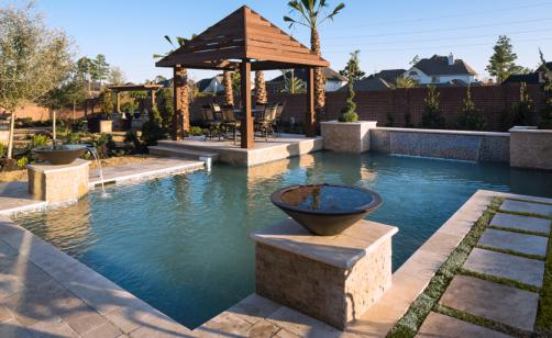 Tuscano Outdoor Patio and Pool