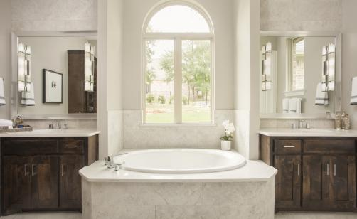 Fairmont Master Bathroom