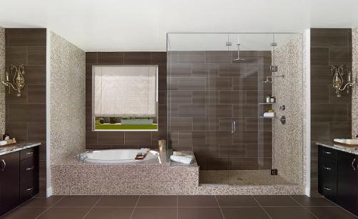 Lotus Master Bathroom