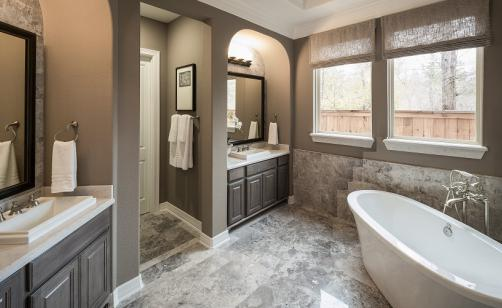 The Sedona Master Bathroom