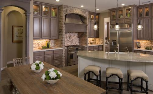 Sedona Granite Stainless Steel Kitchen