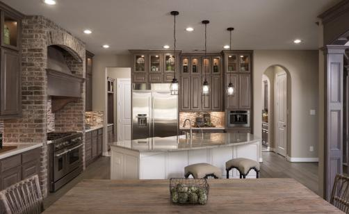 Sedona Kitchen Breakfast Nook Granite Counters Stainless Steel Appliances