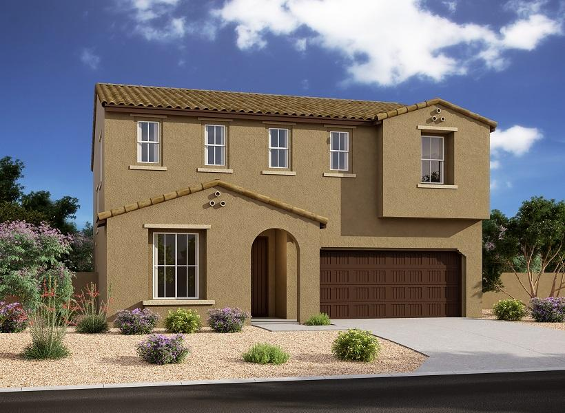 Oxford, Mesa - Elevation L