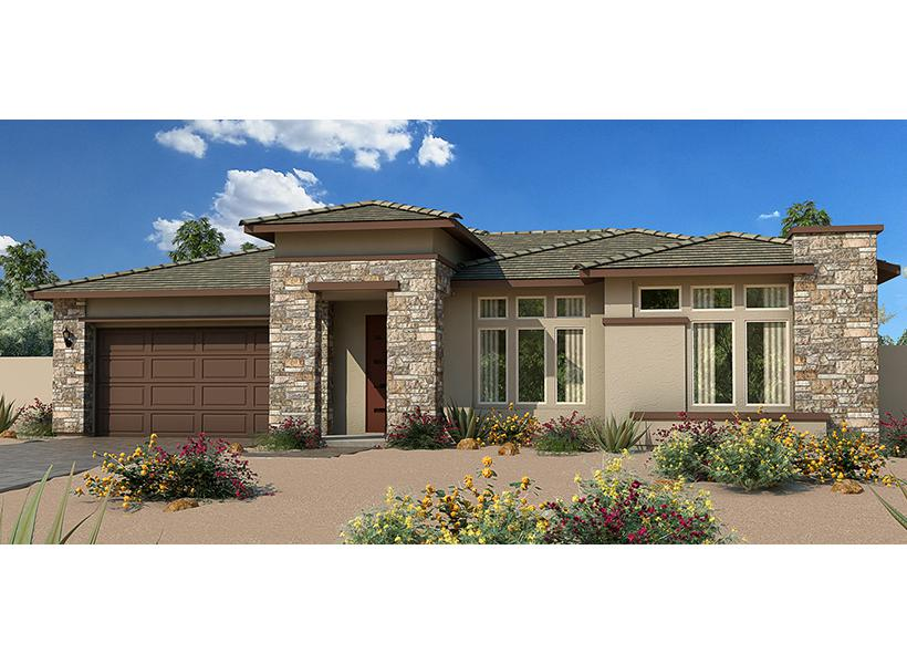 Cassia, Chandler - Elevation M