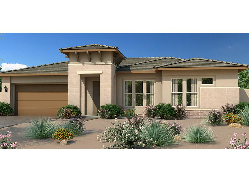 Cassia, Chandler - Elevation T