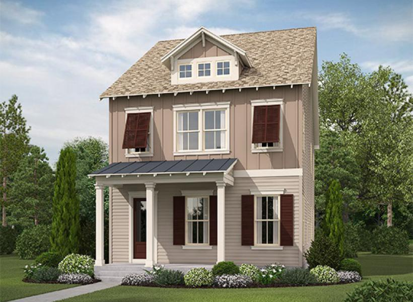 The Chesapeake at Holding Village, Wake Forest -