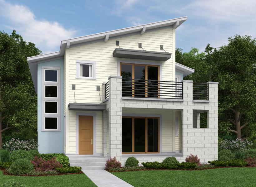 Kettering, Lake Nona - Elevation B