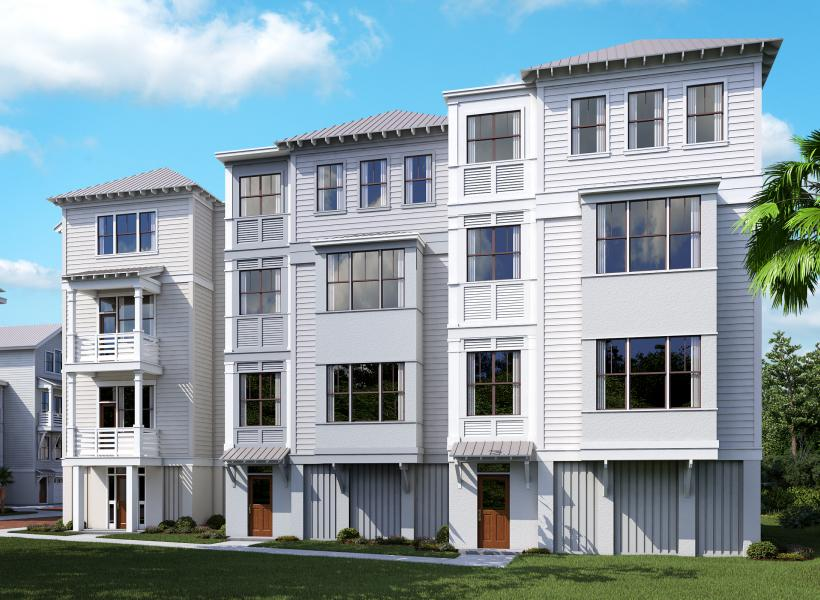 Plan 20, Mt Pleasant - Elevation A