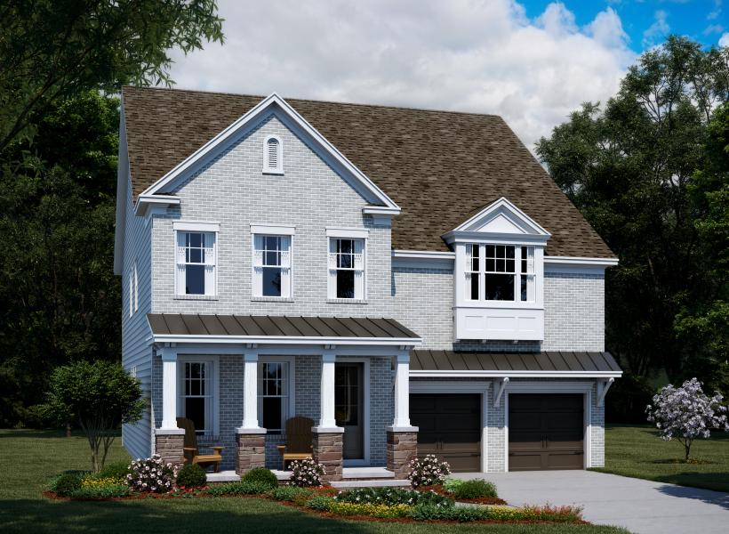 The Marlow,  - Elevation D