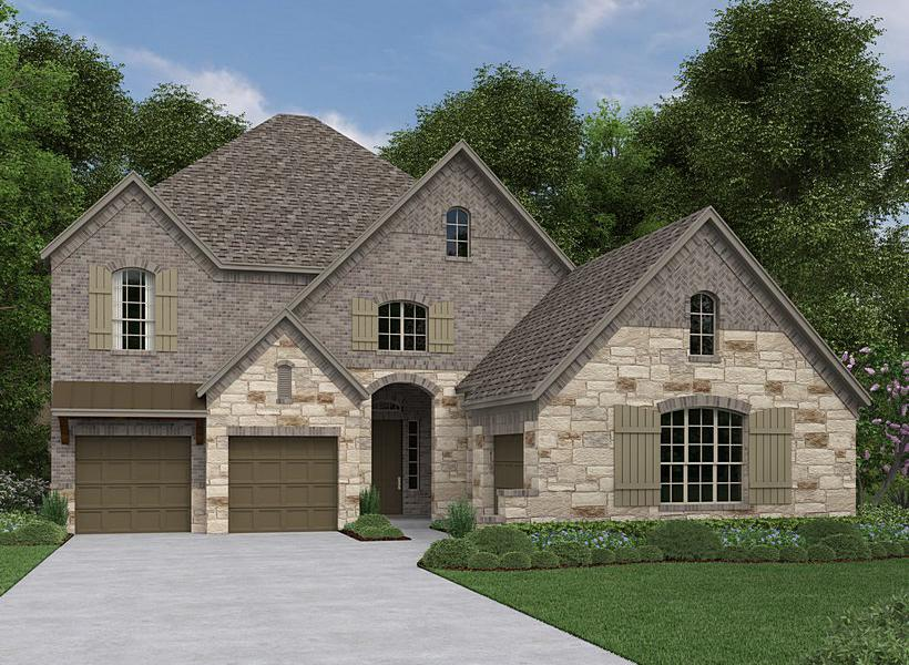 Seaforth, Frisco - Elevation K