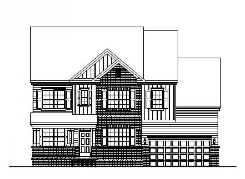 The Wheylon at Kidlaire Crossing, Cary -
