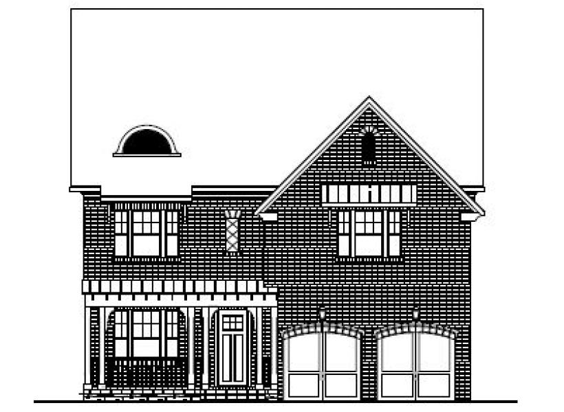 The Winslow at Amberly, Cary - Elevation D