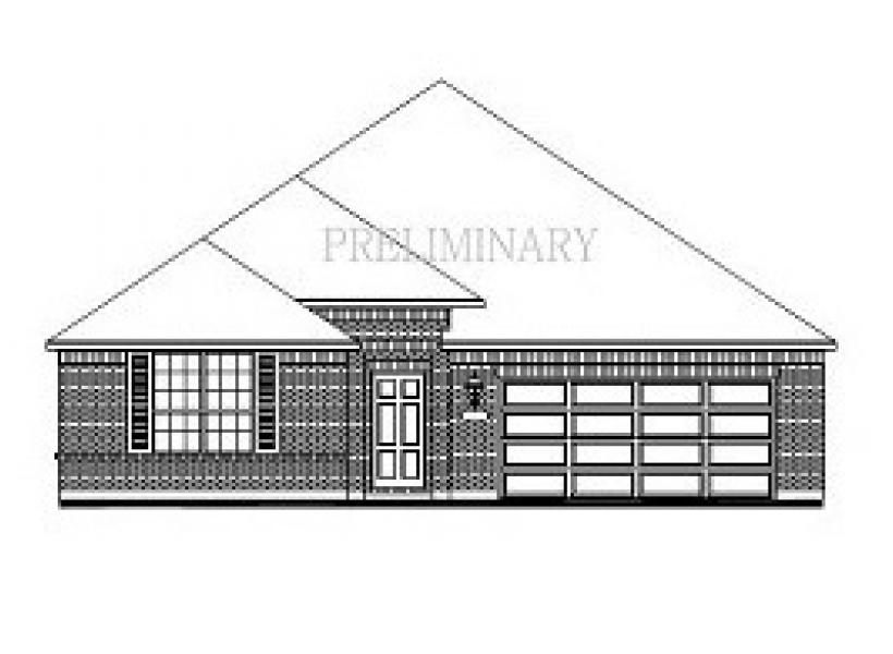 Sabine, Pearland - Elevation A