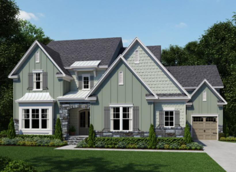 The Griffith- OKH,  - Elevation A