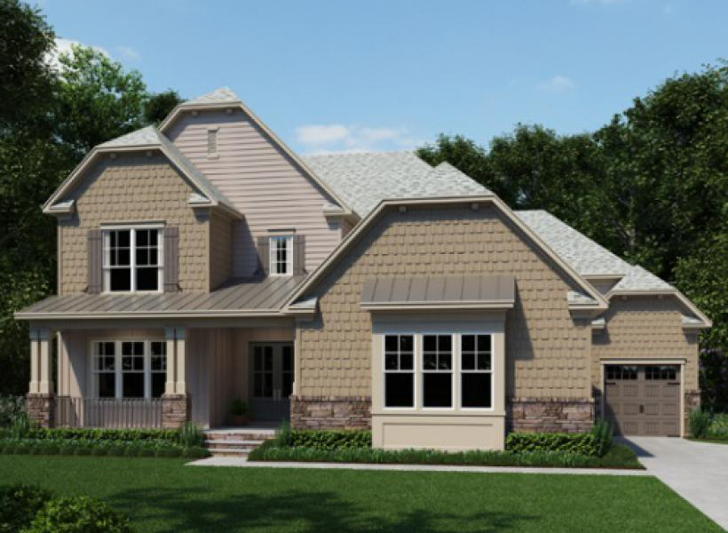 The Griffith- OKH,  - Elevation B