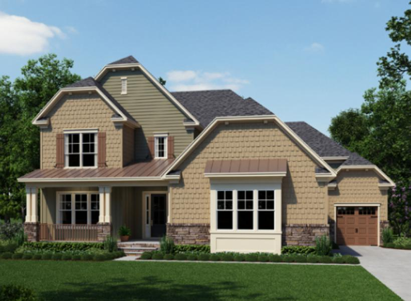 The Griffith II,  - Elevation B