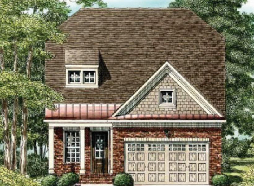 The Waverly- Two Story,  - Elevation C
