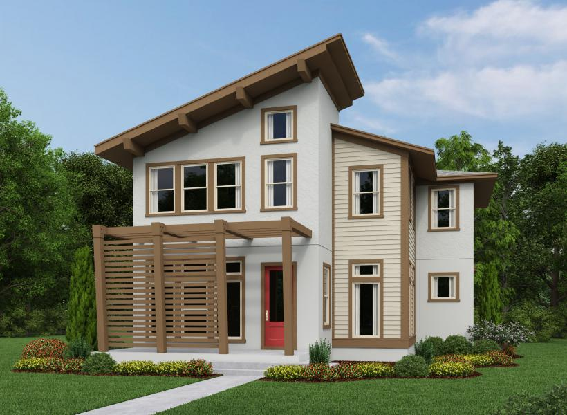 Emory, Lake Nona - Elevation A