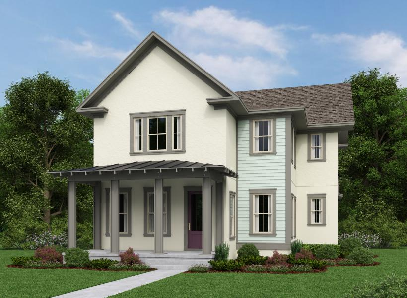 Emory, Lake Nona - Elevation B